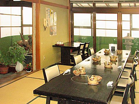 日本料理 鳥安>